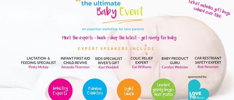 The Ultimate Baby Event – Meet the Industry Experts