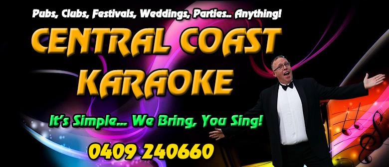 Central Coast Karaoke Comp