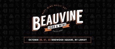 Beauvine Food and Wine Festival 2017