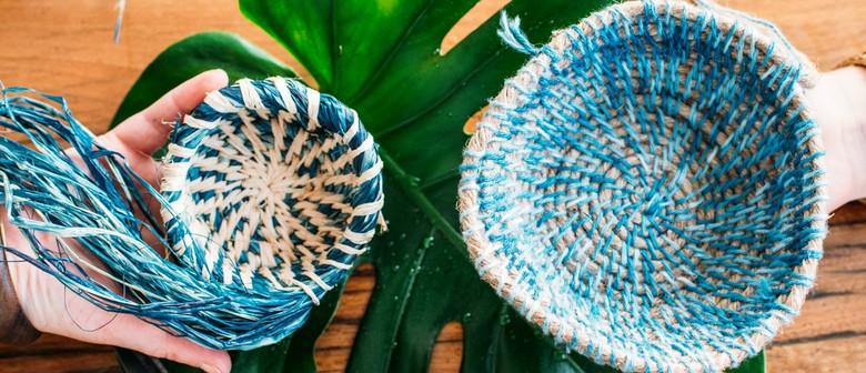 Basket Making Supplies Melbourne : Basket weaving work melbourne eventfinda
