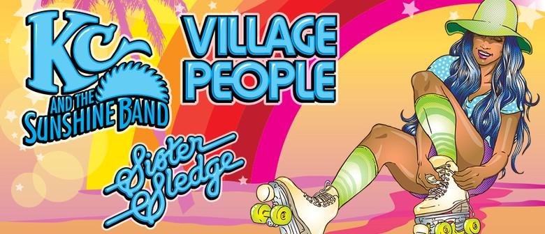 KC & The Sunshine Band, Village People, Sister Sledge: ADOTG