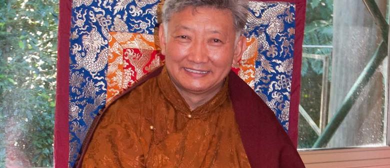 Calm Abiding Meditation and Mindfulness Retreat