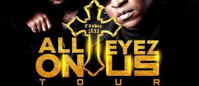 Outlawz All Eyez On Us Tour