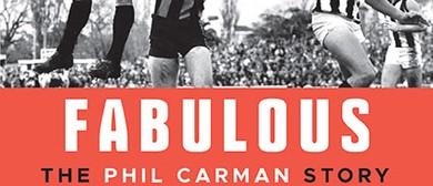Book Launch – Fabulous Phil by Matt Watson