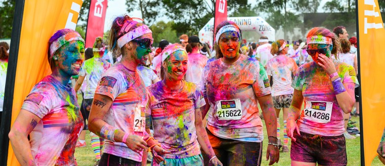 Father's Day Colour Run
