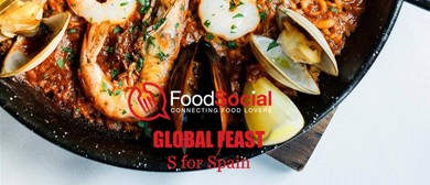 FoodSocial Global Feast – S for Spain
