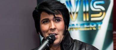 Elvis A Mega Star 40 Years On
