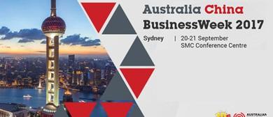 Australia China BusinessWeek 2017