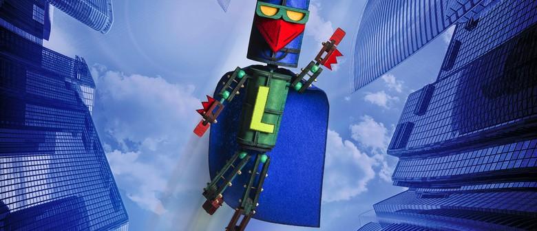 Laser Beak Man – Brisbane Festival