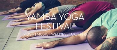 Yamba Yoga Festival