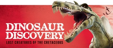 Dinosaur Discovery – Lost Creatures of The Cretaceous