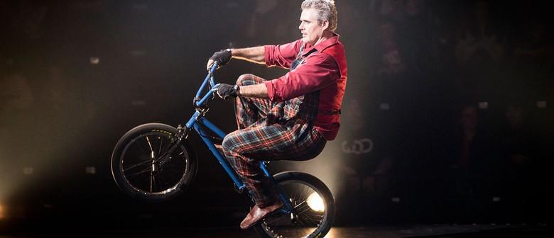 Scott's BMX Trick Bike Show