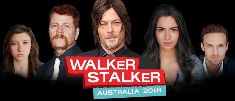 Walker Stalker Con Australian Tour 2018