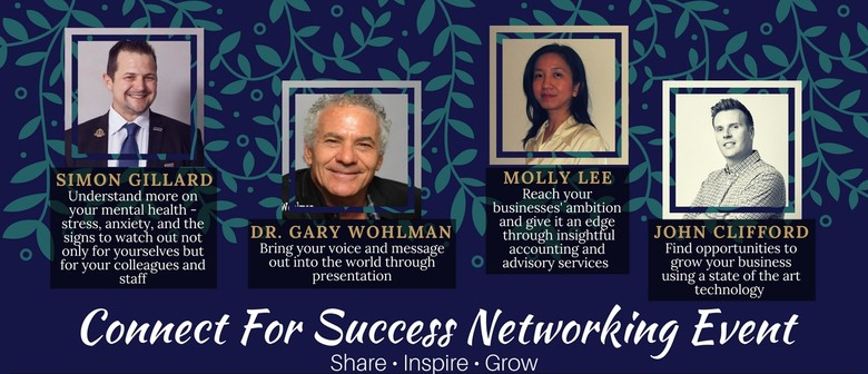 Connect for Success Business Networking Night