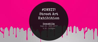 OwnIt! Street Art Exhibition 2017