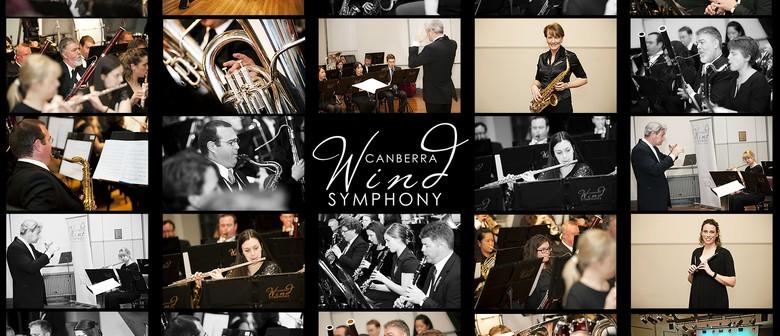 Canberra Wind Symphony – New York, New York