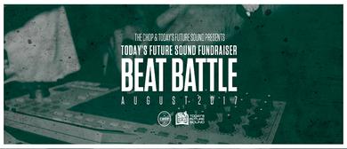 Chop X TFS Beat Battle Fundraiser