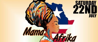 Mama Afrika Night Dashiki African Print Party