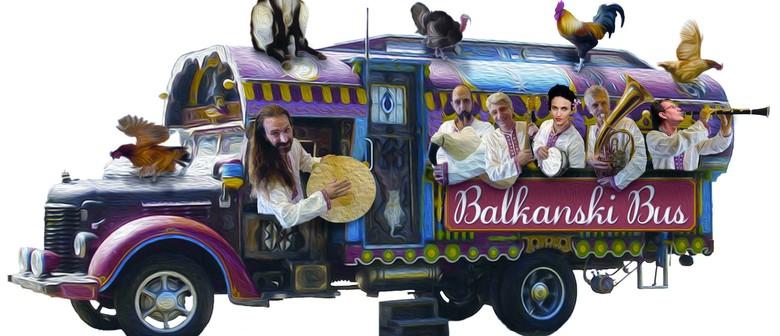 Balkan Dance