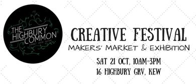 Highbury Common Creative Festival