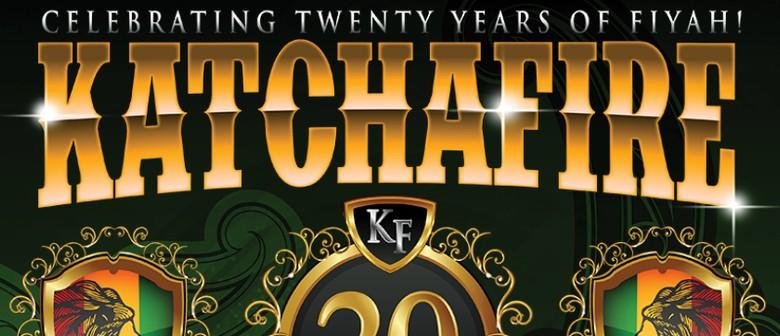 Katchafire – Aussie Legacy Tour 2017
