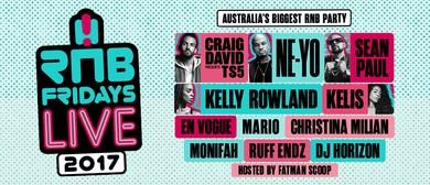 RnB Fridays Live 2017