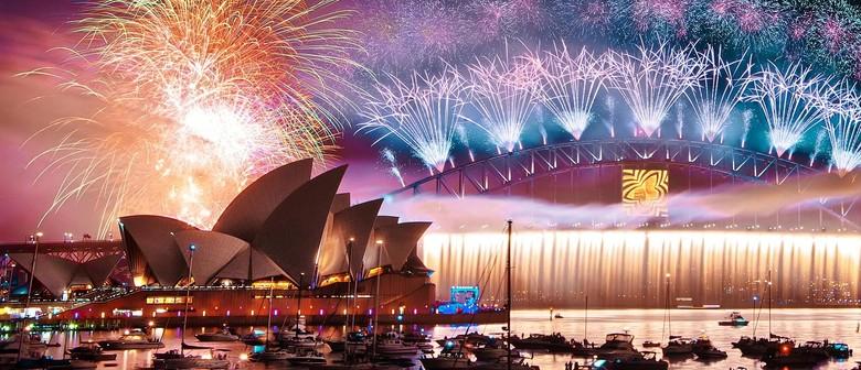 New Year's Eve Firework Cruises