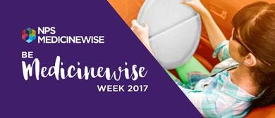 Be Medicinewise Week