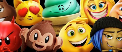 Cinebuzz Crew Advance Screening – The Emoji Movie
