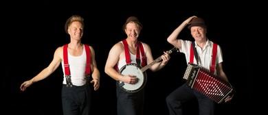 The Chipolatas – Gentlemen of the Road: Brisbane Festival