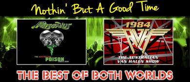 Poison Us – The Australian Poison Show & Van Halen Show
