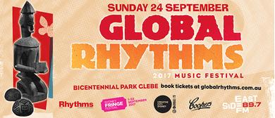 Global Rhythms Music Festival 2017
