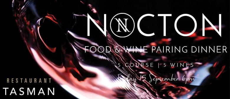 Nocton Wine Pairing Dinner