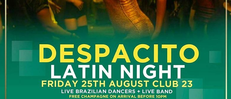 Despacito Latin Night – Reload