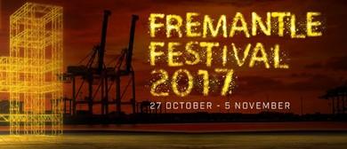 Fremantle Festival 2017