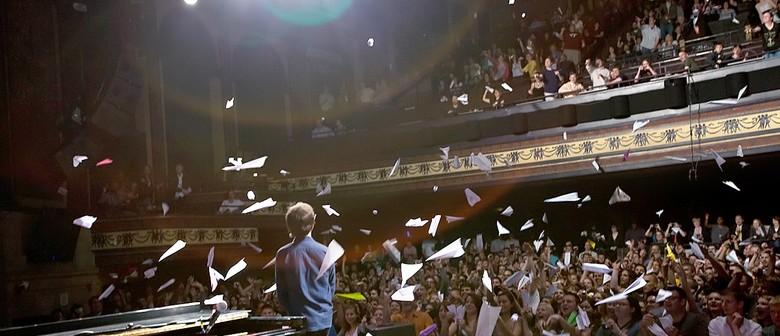 Ben Folds: Paper Aeroplane Request Tour
