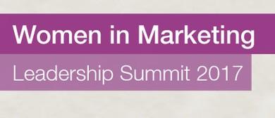 Women In Marketing Leadership Summit 2017