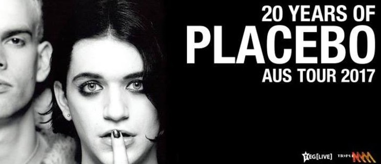 20 Years of Placebo Australian Tour 2017