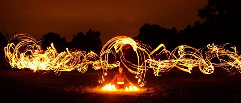 Intro to Fire Dance Workshop
