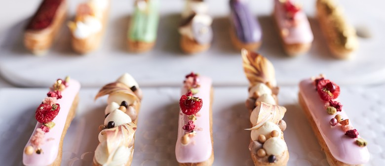 Eclairs With Flair