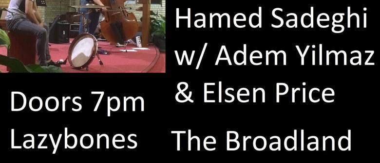Hamed Sadeghi and Broadland Trio  sc 1 st  Eventfinda & Hamed Sadeghi and Broadland Trio - Sydney - Eventfinda pezcame.com