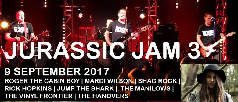 Jurassic Jam 3 – Fundraiser for AEIOU Foundation