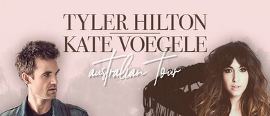 Tyler Hilton and Kate Voegele