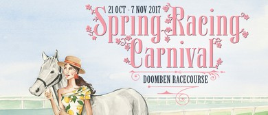 Breast Cancer Network Australia Raceday – Caulfield Cup Day