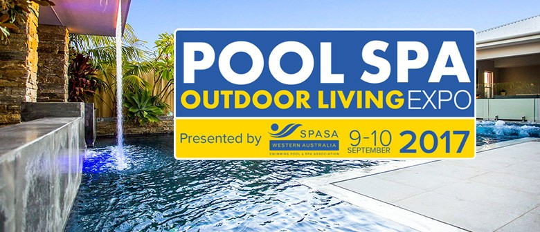 Pool spa and outdoor living expo perth eventfinda for Pool show perth