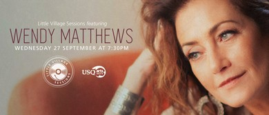 Wendy Matthews – Little Village Session
