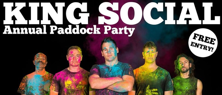 Annual Tamborine Paddock Party With King Social