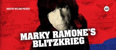 Marky Ramone – Blitzkrieg Over Australia Tour