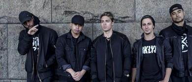 Justice Crew Concert Kick Ons Tour