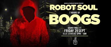 Robot Soul – Boogs 7-Hour Set